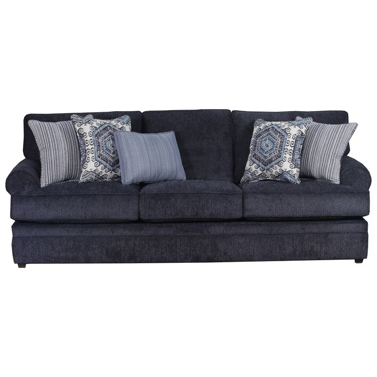 8530 BR Transitional Sofa by Simmons Upholstery