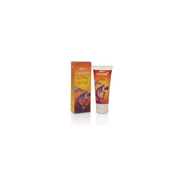 Bioearth Flexoben - Crema per massaggi - Ecocose