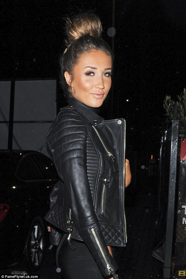 megan mckenna in leather - Google Search