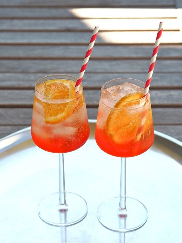Aperol Spritz // Go 4 it vol. 2