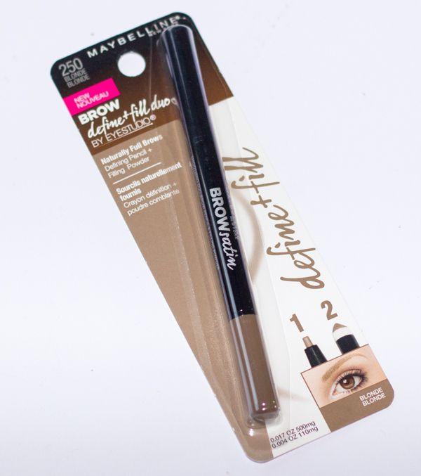 #eyebrow pencil #maybelline