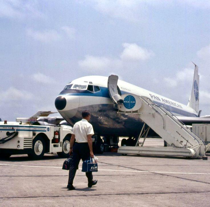 Boarding | Pan Am 707