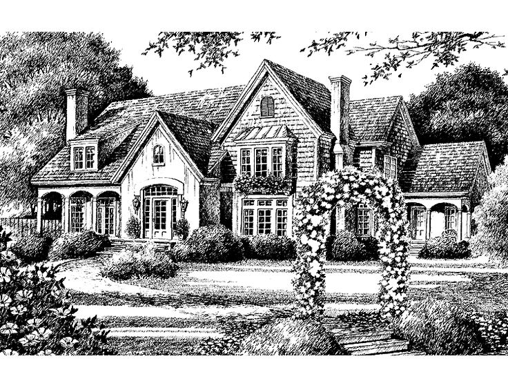 1000 ideas about french country house plans on pinterest for Southern french country house plans