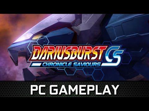 DARIUSBURST Chronicle Saviours | Gameplay PC