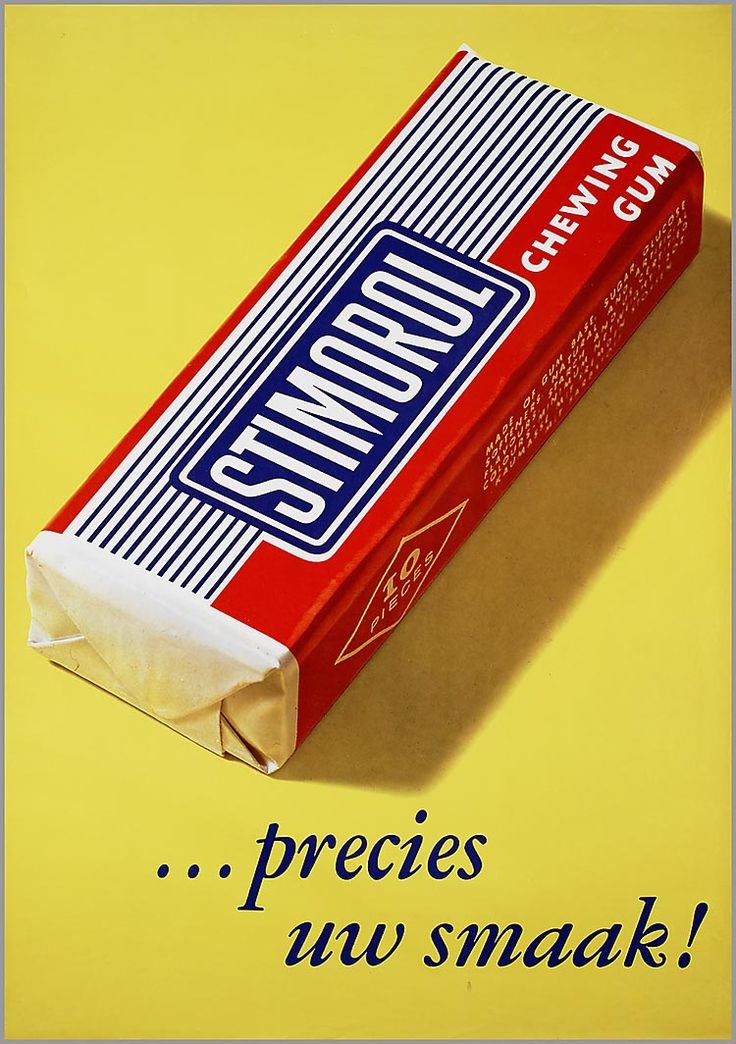 Stimorol chewing gum ...precies Uw smaak.