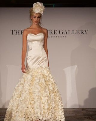 The Savoy Show - The Couture Gallery - Designer Wedding Dresses London
