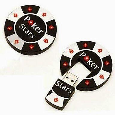 Pendrive 32 GB Ficha de Poker | USB Originales