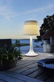 Aurinkokennovalaisin (pöytävalaisin) kork 36 cm 49€