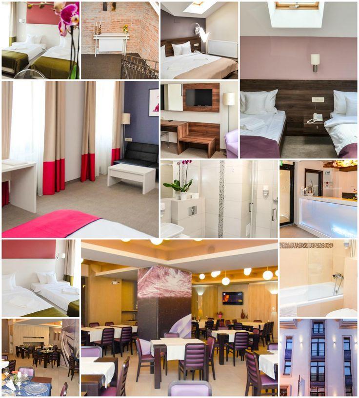CARO - Hotelul din inima Oradei. Hotelul Caro Boutique este situat in centrul orasului Oradea, intr-o cladire veche reabilitata dupa cele mai noi standarde.