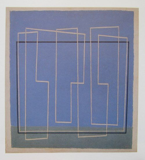 109 best josef albers images on pinterest for Josef albers color theory