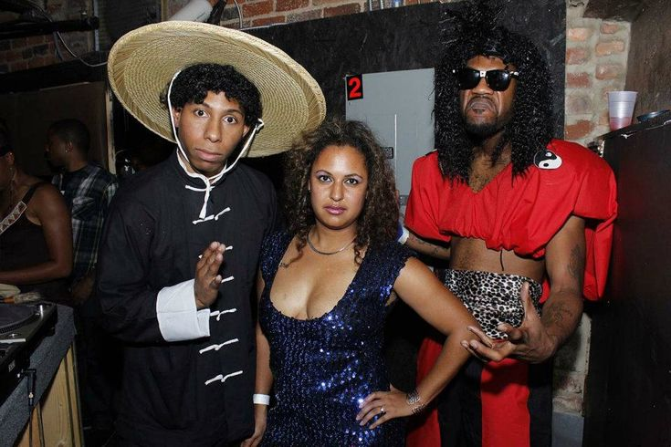 Bruce Leroy, Laura Charles & Shonuff Halloween costumes http://www.thelastdragontribute.com/the-last-dragon-halloween-costumes-pictures/ #TheLastDragon