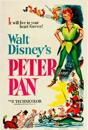 Disney Peter Pan Movie. Wendy and her brothers are whisked away to the magical world of Neverland with the hero of their stories, Peter Pan.