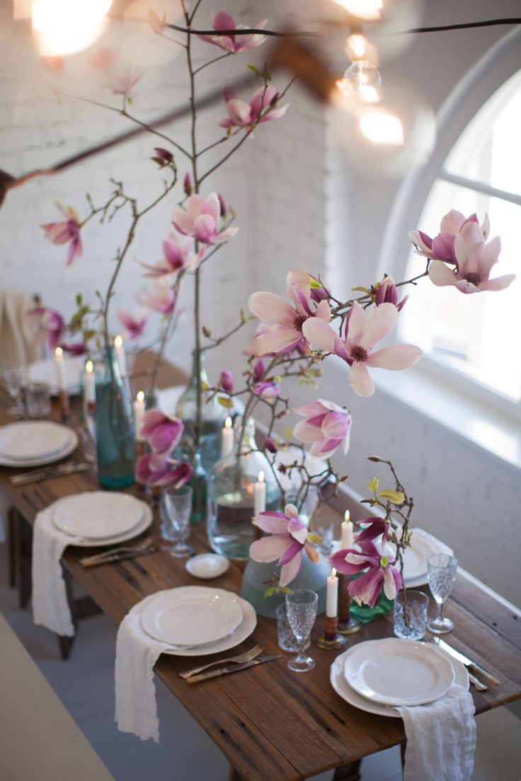 The LANE's 4 Tips for Simple Tablescape Styling...