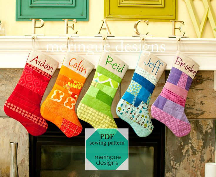 Christmas Stocking Design Ideas