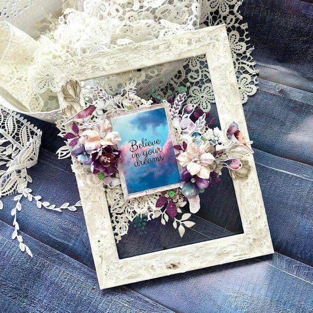 """Вдохновение от дизайнера Натальи на тему """"Цветы ..."""