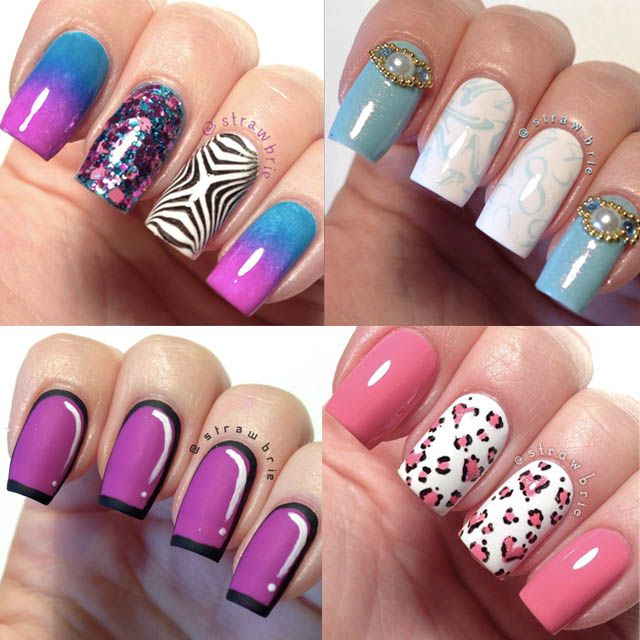 Top 5 Nail Art Tips For Beginners - by Brie of Strawbrie Salon