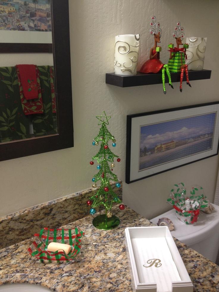 37++ Christmas bathroom decor sets ideas in 2021