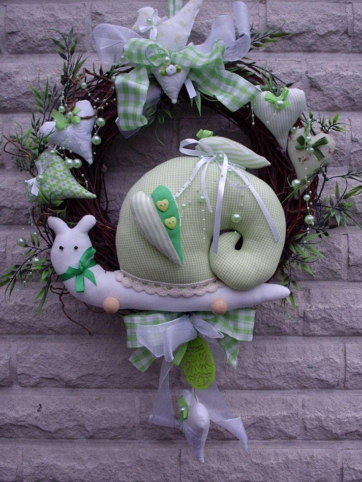 Lovely snail (Tilda)