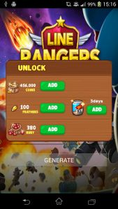 Line Rangers Hack Mod (APK) | Games Hooks