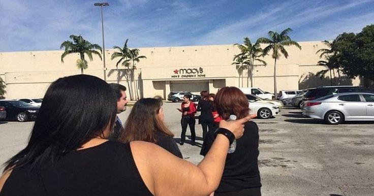 Και άλλη επίθεση σε εμπορικό κέντρο της Φλόριντα - Ένας νεκρός και ένας τραυματίας (φωτό)