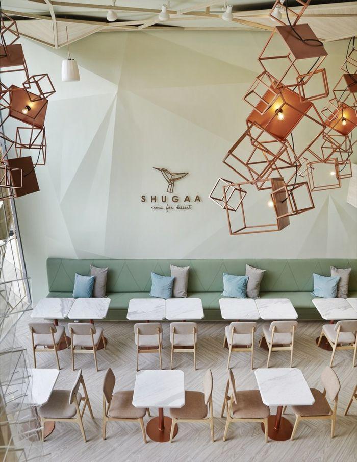 Tischplatten aus marmor la cafe de nice caf design for Designer tischplatten