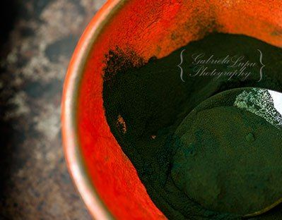 Chlorella Benefits – Cooking without Limits - photography