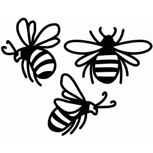 1285 Best Bee Art Posters Images On Pinterest
