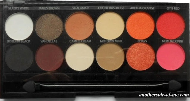Sleek Respect Palette  #sleek, #makeup, #eyeshadow, #respect, #review, #swatches