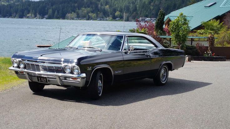 1965 Chevrolet Impala SS - 1