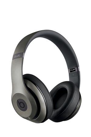 Beats by Dr Dre   Studio Wireless over-ear headphones - Titanium   Myer Online