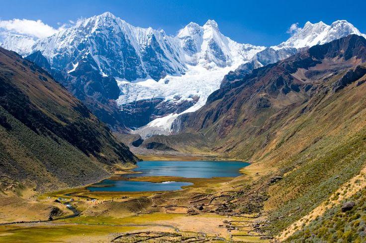 Cordillera Huayhuash, Perù