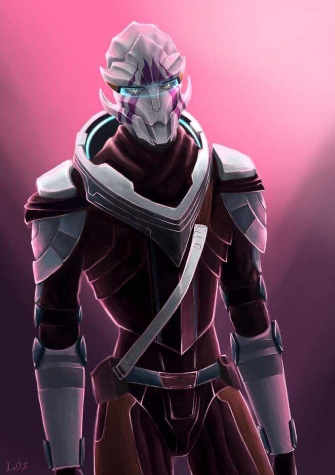 Vetra Mass Effect Andromeda