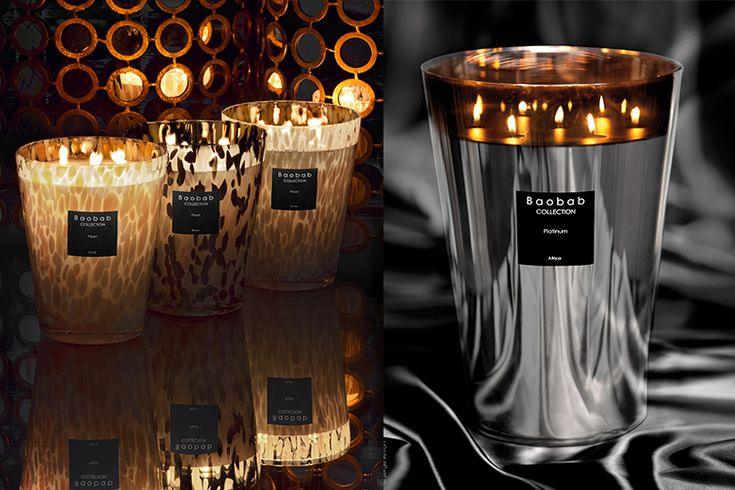 Baobab Candles, Discover the Luxury Candle Brand