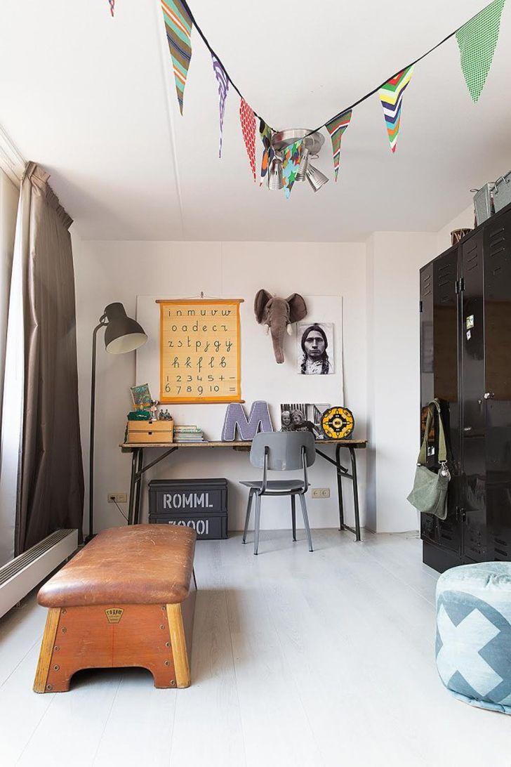 Fresh, Playful Boy's Room - Petit & Small