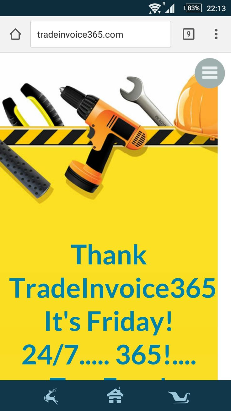 Not one but two new websites for 2016. tradeinvoice365.com another revamped website.