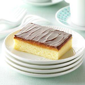 Grandma's Tandy Kake Recipe from Taste of Home