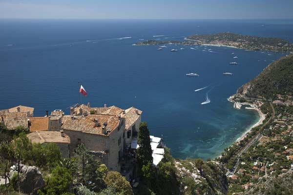 Eze - Riviera Francesa