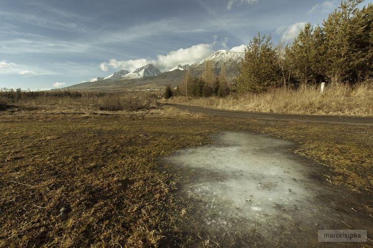 High Tatras, Slovakia Small piece of ice, finally... #marcelsipka #ice #hightatras #photo