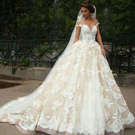 Beautiful Big Wedding Dresses