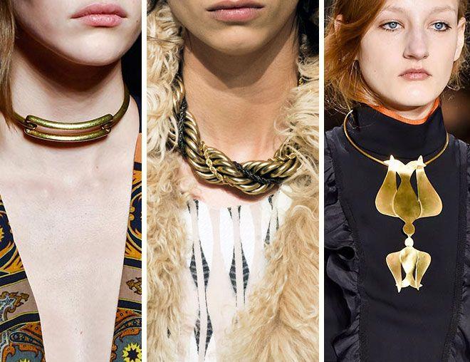 Γυναικεία Κοσμήματα: Δείτε τις τάσεις του Χειμώνα 2015-2016   Woman Oclock