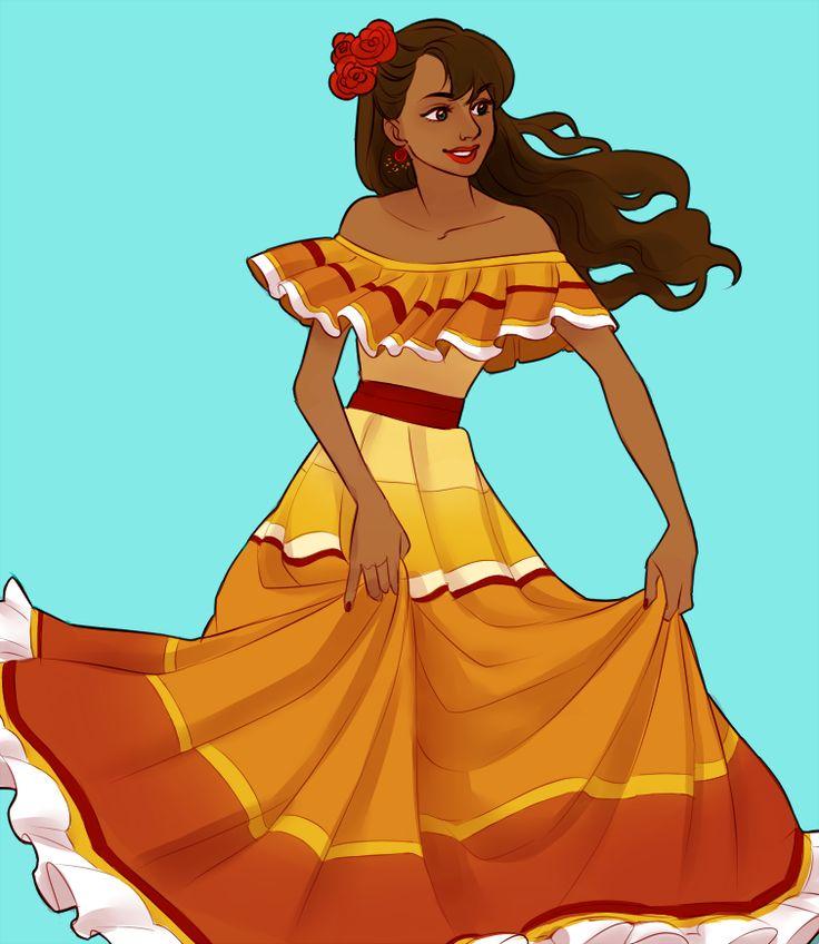 Latin girl elena mateo - 4 4
