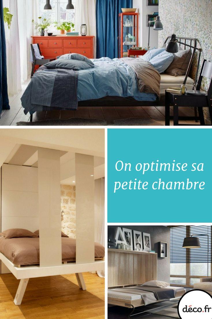 Les 69 meilleures images du tableau petits espaces sur for Optimiser espace petite chambre