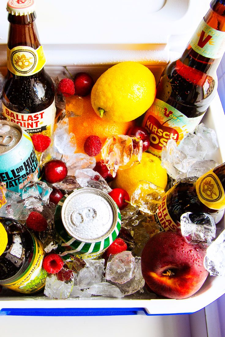 Don't roll your eyes at the word shandy. Fruit beers are better than ever, and you'll be sipping them all summer long.