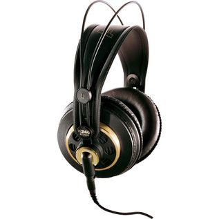 AKG K240 Studio Semi-Open Headphones FOR MIXING