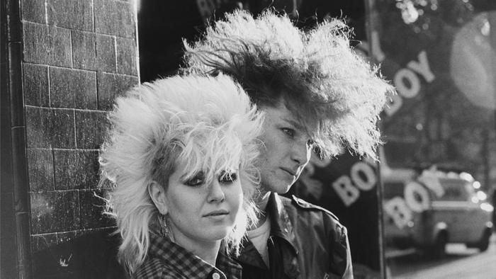 What were hair styles like in the '80s? HEY BABE, DID YOU BRING THE SPRAY?