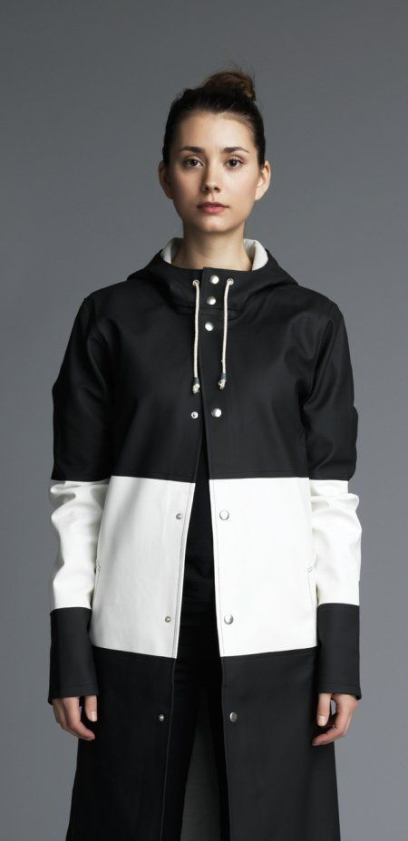 Stockholm Long Raincoat – Stutterheim Raincoats- Because you can never have too many raincoats