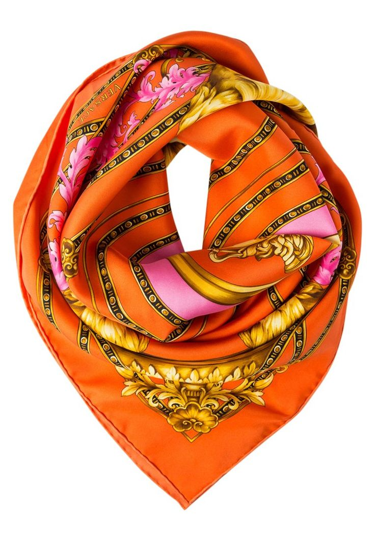 Versace Chusta orange