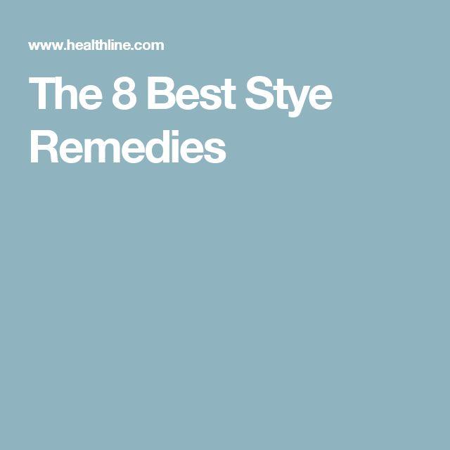 The 8 Best Stye Remedies