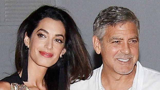 Cindy Crawford Has One Piece of Parenting Advice for George Clooney