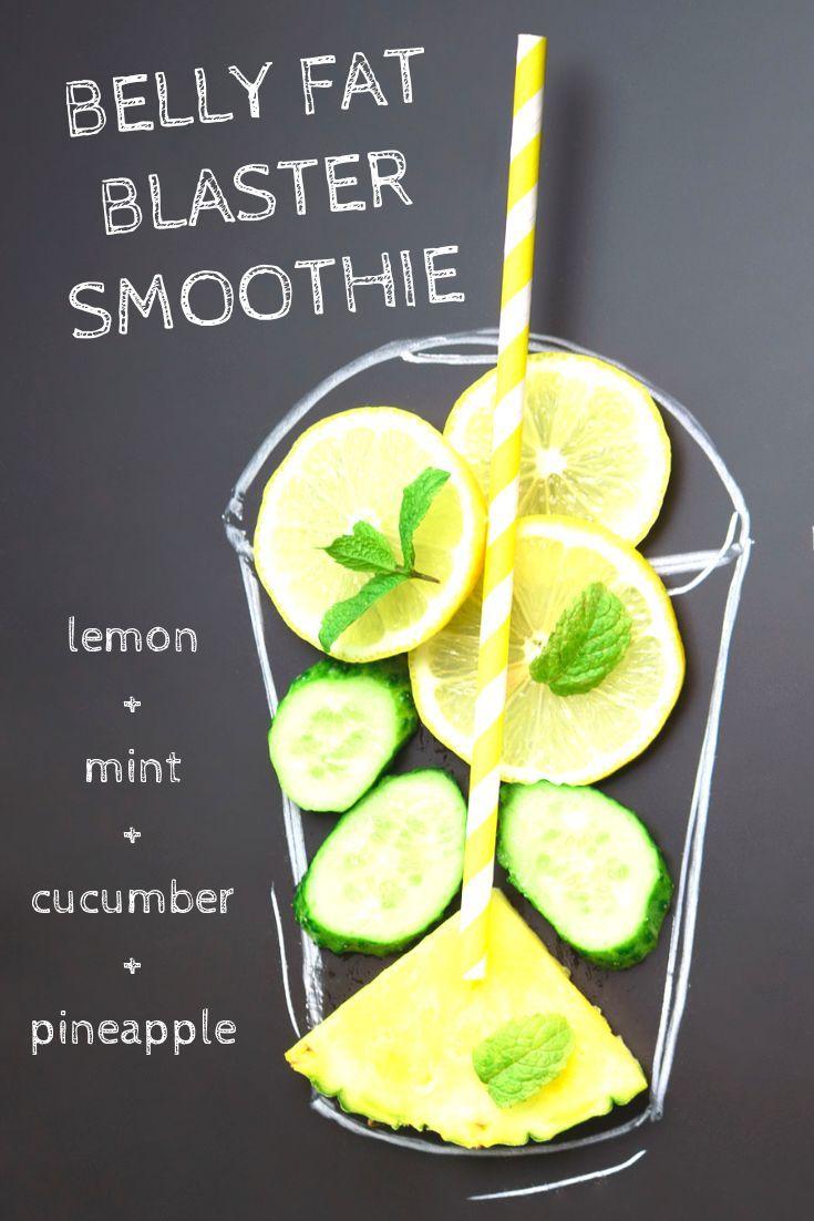 Belly Fat Blaster Smoothie Rezept – Trinken Sie diesen Smoothie und beobachten Sie, wie er schlägt …   – Drink